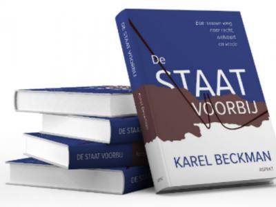 De Staat Voorbij – ook verkrijgbaar als e-book