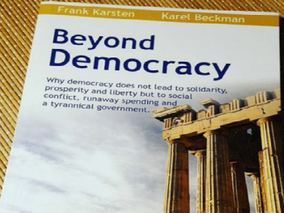 Beyond Democracy – the bestseller you're not supposed to read
