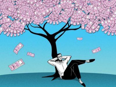 Basisinkomen is asociaal en voor watjes