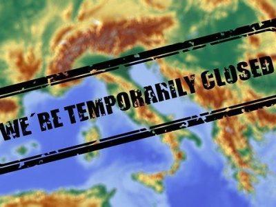 Totale corona lockdown bedreigt Europese welvaart en vrijheid