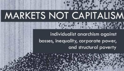 Libertarisch Schetsboek (6) – Markt versus kapitalisme